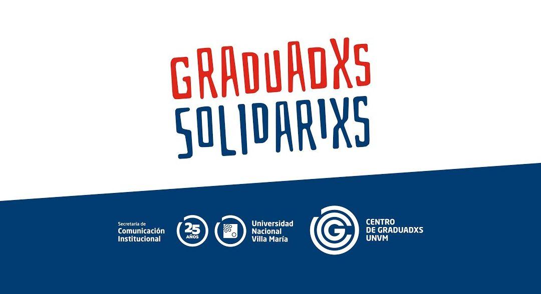 Graduadxs Solidarixs de la UNVM