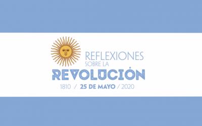 Reflexiones sobre la Revolución