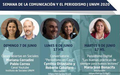 Semana de la Comunicación y del Periodismo