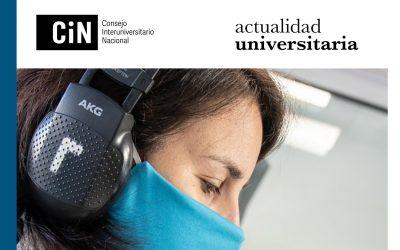 Nueva edición de Actualidad Universitaria