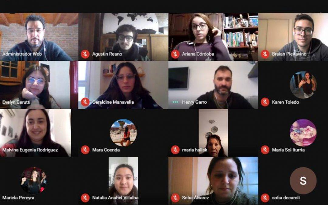 La Secretaría de Comunicación como espacio de formación