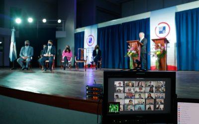 Streaming: Un nuevo canal de comunicación para la comunidad universitaria.